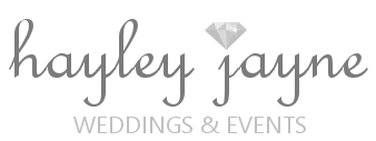 Hayley Jayne Weddings & Events Logo